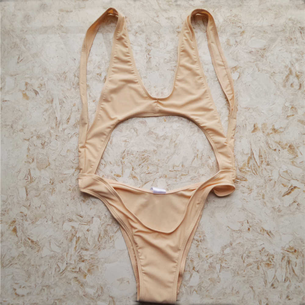 Tummy Cutout Monkini