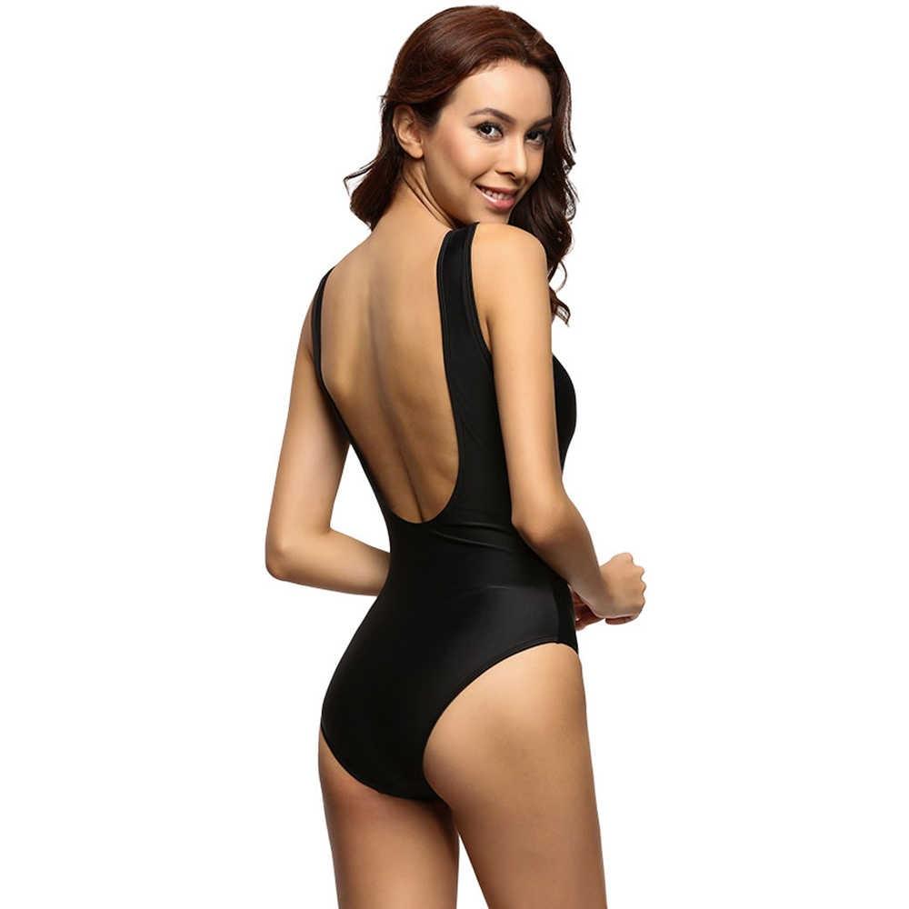 Scoop One Piece Swimsuit