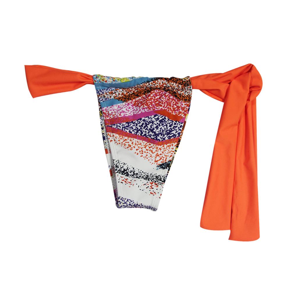 Bikini Bottoms With Tie
